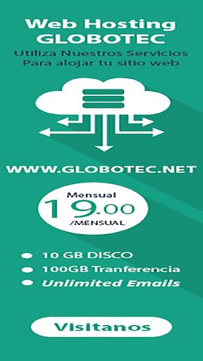 Web Hosting Argentina Globotec