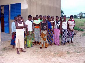 Photo: L'équipe des filles 2010/2011