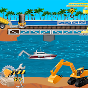 Build a Bridge – Builder Games