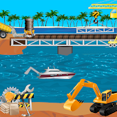 Build a Bridge – Builder Games