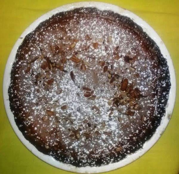 Sweet Azuki Bean Pie Recipe
