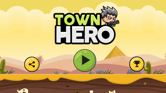 Town Hero- screenshot thumbnail