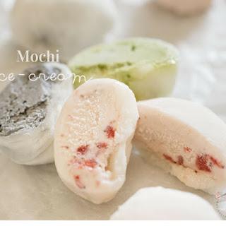 Japanese Mochi Ice Cream Recipe