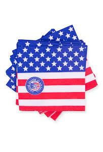 USA, servetter