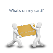 What's on my card?