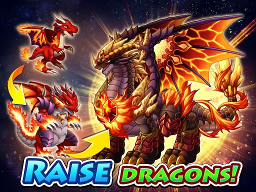 Dragon x Dragon -City Sim Game 1.5.30 mod screenshots 1