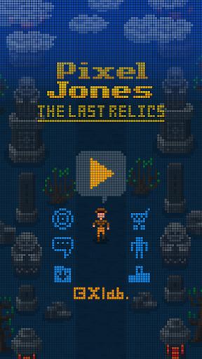 Pixel Jones screenshot 1