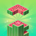 Juicy Stack - 3D Tile Puzzlе icon