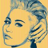 Miley Cyrus Piano Tiles