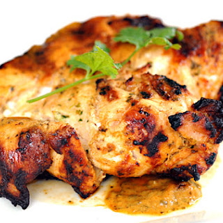 Mustard Lime Chicken
