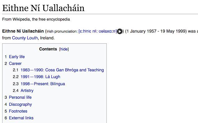 Wikipedia IPA Speaker