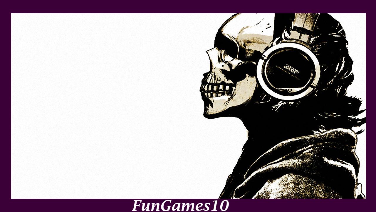 punk skull hd screenshot - photo #14