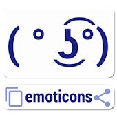 Emoticons copy or share Free