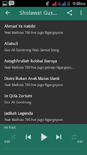 Sholawat Gus Ali Gondrong Screenshot