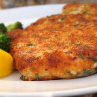 Parmesan And Herb Crusted Chicken Breast Recipes.