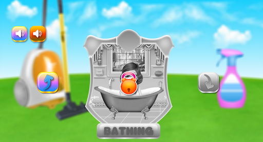 Bathroom cleaning: Games for girls apkdebit screenshots 10