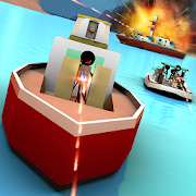 Naval Shoot Warrior 3D