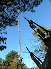 Photo: TV-masten i Gladsaxe