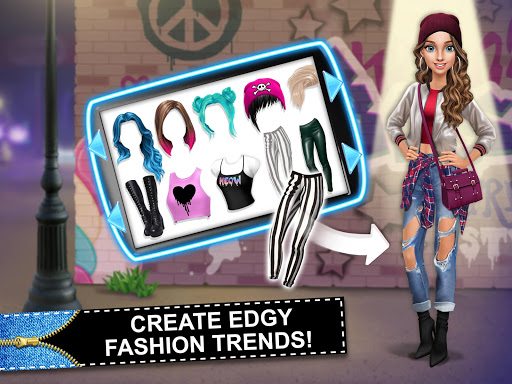 Hannahu2019s Fashion World - Dress Up & Makeup Salon 3.0.53 screenshots 12