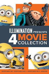 Illumination Presents: 4-Movie Collection