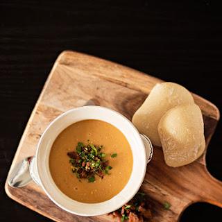 Chorizo, Cannellini and Potato Soup.