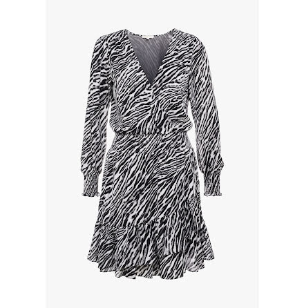 Safari Ruffled Dress - Michael Kors