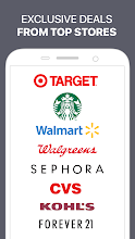 Shopular – Coupons, Savings, Shopping & Deals screenshot thumbnail