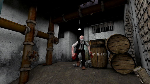 Zombie Erich Sann : The New Horror Games. - screenshot