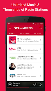 iHeartRadio Free Music & Radio screenshot 00