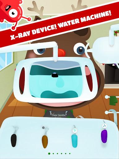 Tiny Dentist Christmas android2mod screenshots 10