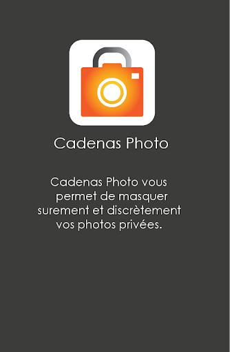 Cadenas photo screenshot 1