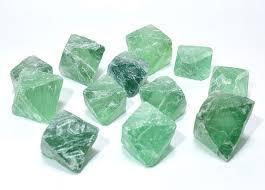 Green Fluorite Stones