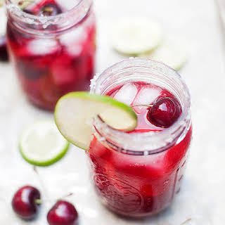 Cherry Margarita.