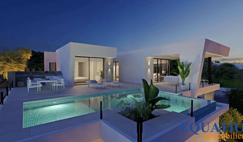 Villa avec piscine Alcasar