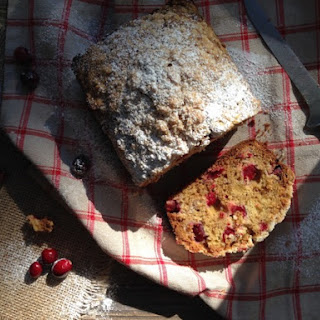 Cranberry Olive Oil Bread