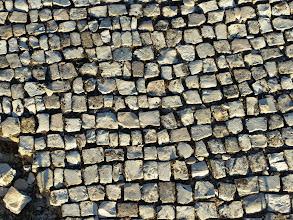 Photo: Apollonia - Roman house with mosaics