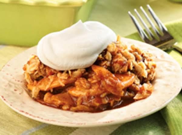 Yummy Apple Crisp Recipe