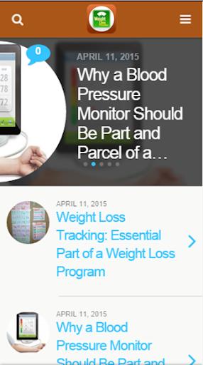 減肥跟踪器