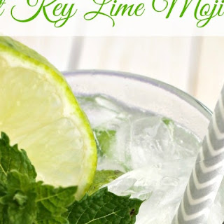 Coconut Key Lime Mojito