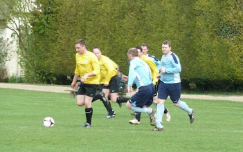 Photo: 02/04/11 v Cambridge University Pres Reserves (Cambs County League Div 1A) 2-2 - contributed by Bob Davies