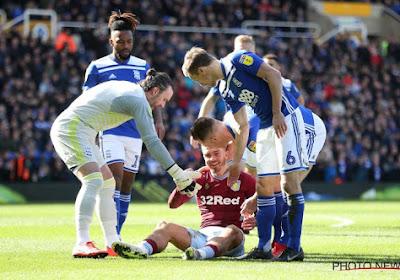 Très lourde amende et retrait de permis de 9 mois pour le capitaine d'Aston Villa