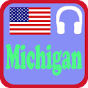 USA Michigan Radio Stations icon