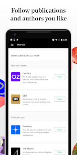 Medium App Latest Version Download For Android and iPhone 4