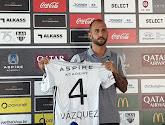 """Victor Vazquez : """"Faire d'Eupen un club plus important en Belgique"""""""