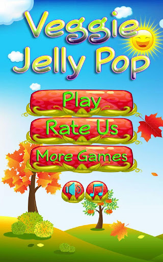 Veggie Jelly Pop
