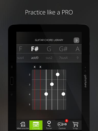 Guitar Tuner Free - GuitarTuna screenshot 13