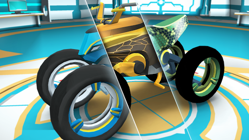 Gravity Rider: Extreme Balance Space Bike Racing 1.18.0 screenshots 1