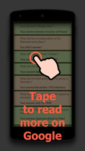 益智必備免費app推薦|World War 2 Quiz線上免付費app下載|3C達人阿輝的APP
