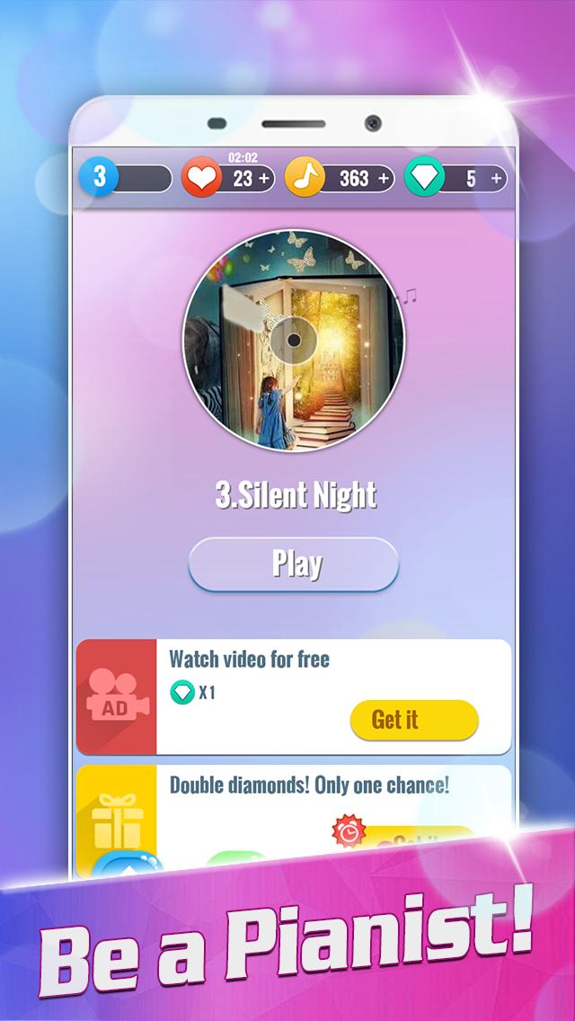 Magic Piano Tiles 2019: Pop Song - Free Music Game Screenshot 3