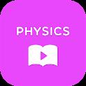 Physics tutoring videos icon